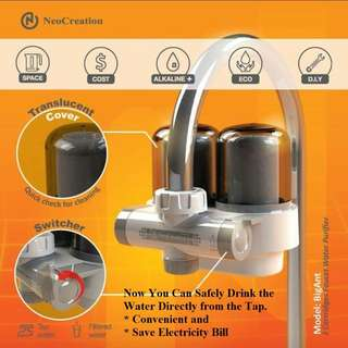 🚚 World's first 3 in 1 Faucet Water Purifier System - BigAnt Water Purifier