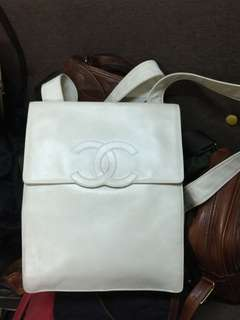 Authentic Vintage Chanel Bagpack