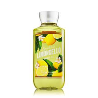 Bath and Body Works Sparkling Limoncello Shower Gel 295ml