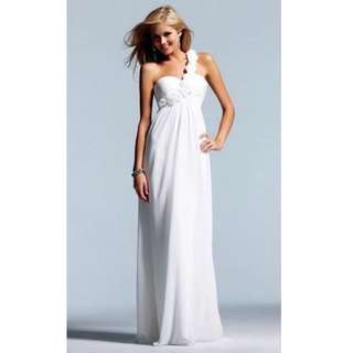 Greek-Inspired Gown