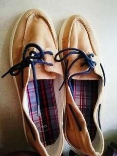 GAP Beige Loafers