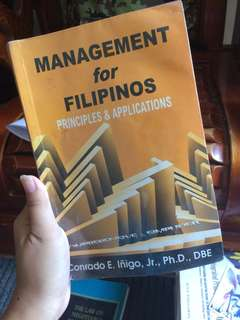 Management for Filipinos