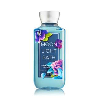 Bath and Body Works Moonlight Path Shower Gel 295ml