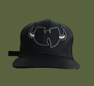 Authentic WU TANG / Chicago Bulls Cap