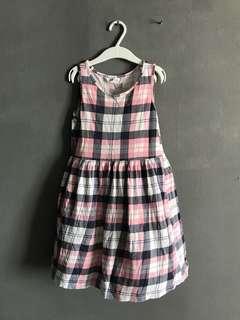 Preloved-Dress size US 6-8y