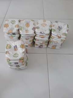 Drypers diapers - M size