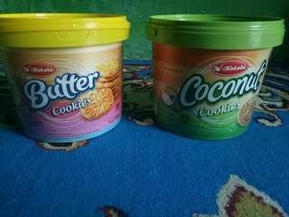 Cocola coconut & butter cookies