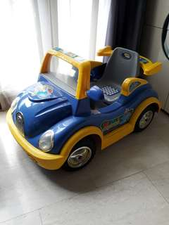 Kid Electric Car with Music & Remove control