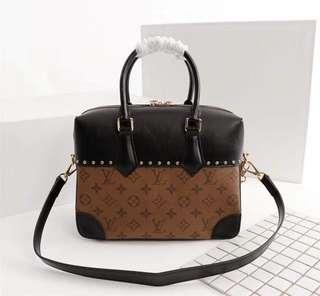 LV Chain Sling Bag