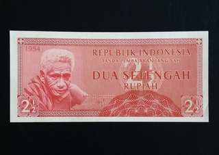 Indonesia Old Currency (1954) (Self Collect @Blk 113 J.E. St. 13, 600113)