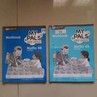 Workbook Math 4 (take all)