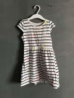 Preloved-Dress size US 4-6y