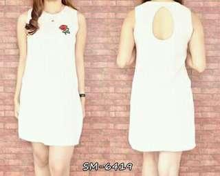 Korean short dress