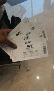 UFC Fight Night | Negotiable | Singapore | 23rd June