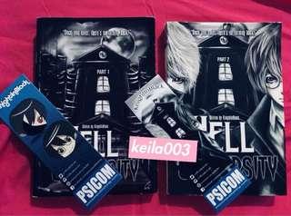 Hell University | Wattpad | PSICOM