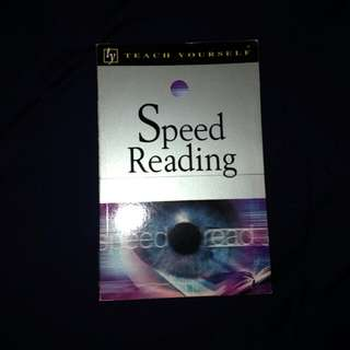 New Teach Yourself Speed Reading by Tina Constant