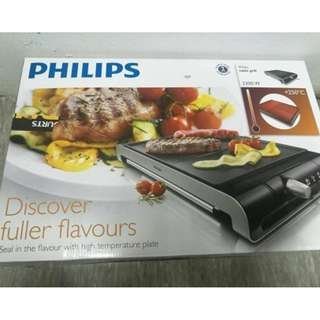 WTS Brand New Philips Table Grill
