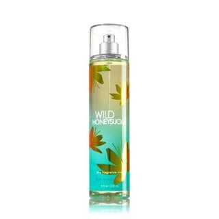 Bath and Body Works Wild HoneySuckle Fragrance Mist 236mL