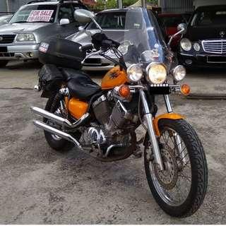 1996 Yamaha Virago 535