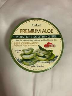 Amicell Premium Aloe Moisture Soothing Gel (Authentic Made in Korea)