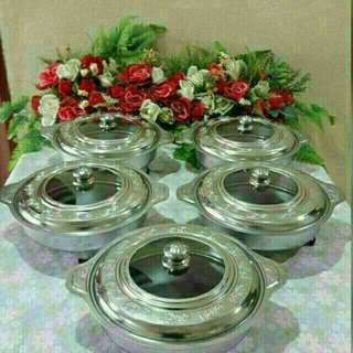 BUFFET EMBOSSED BULAT