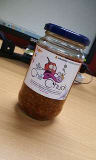 🔥🔥CHILI CHUCK🔥🔥perfect combination of Garlic and Chili