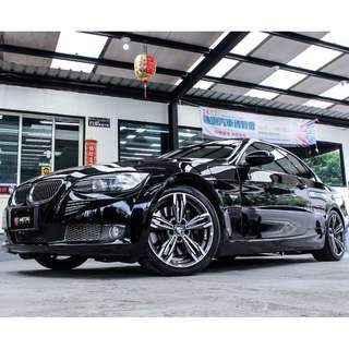 2007 BMW 335i 黑 3.0