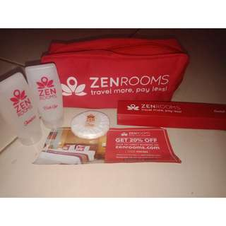 1 paket travel mandi dari Zenrooms