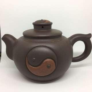 Teapot Zisha YinYang
