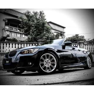 2008 BMW 335CIC 3.0 黑
