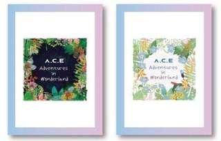 A.C.E Repackage Album Adventures in Wonderland