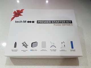 Tech M 7-in-1 Premier Starter Kit