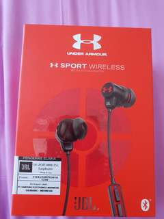 JBL ssport wireless earphone