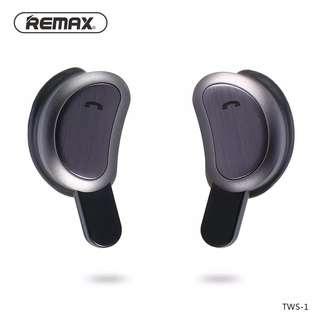 Remax TWS-1 True Wireless Bluetooth Mini TWS Earbuds Earpiece Headset