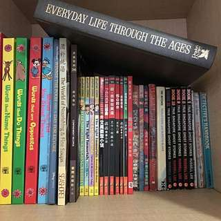 Books Comics Encyclopedia