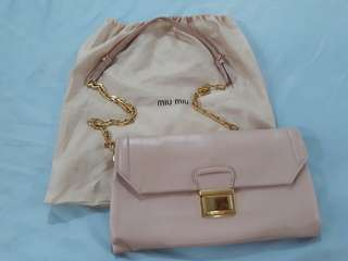 Authetic MIU MIU Bag