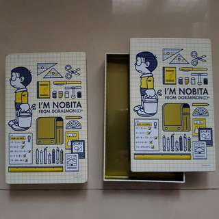 Doraemon & Nobita Box (take all)