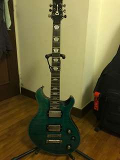 charvel desolation dc-1 electric guitar
