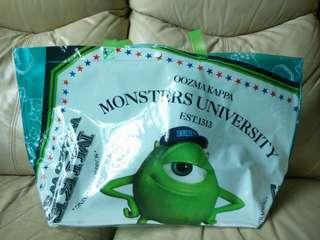 怪獸大學-大眼仔沙灘袋