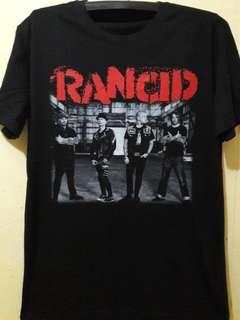 RANCiD Band Tees