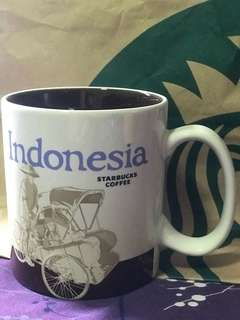 Starbucks Mug Indonesia