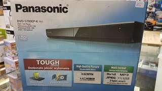 PANASONIC DVD/ CD PLAYER HDMI & USB