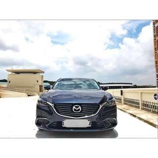Mazda 6 SP 2.0 Auto 4dr