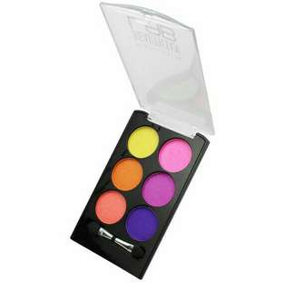 Eyeshadow palette Revolutionary kleancolor Beautician lab shimmer