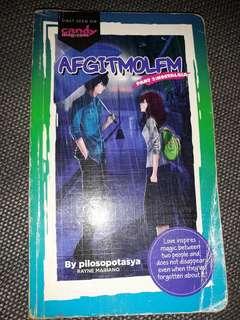 AFGITMOLFM (WATTPAD BOOK)