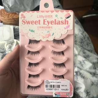 False half lashes