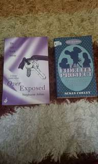 Modern English Novels (combo of 2)