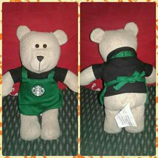 Starbucks Bearista 2016