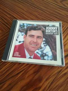 Johnny Horton cd