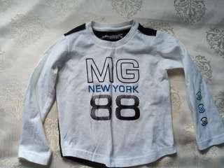 Moose gear--- Long sleeve tshirt